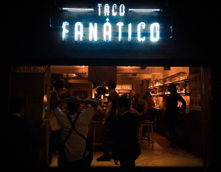 taco, mexican food, tokyo, nakano, slow cooked meat, dining