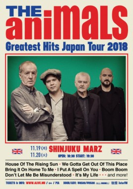 The Animals Poster