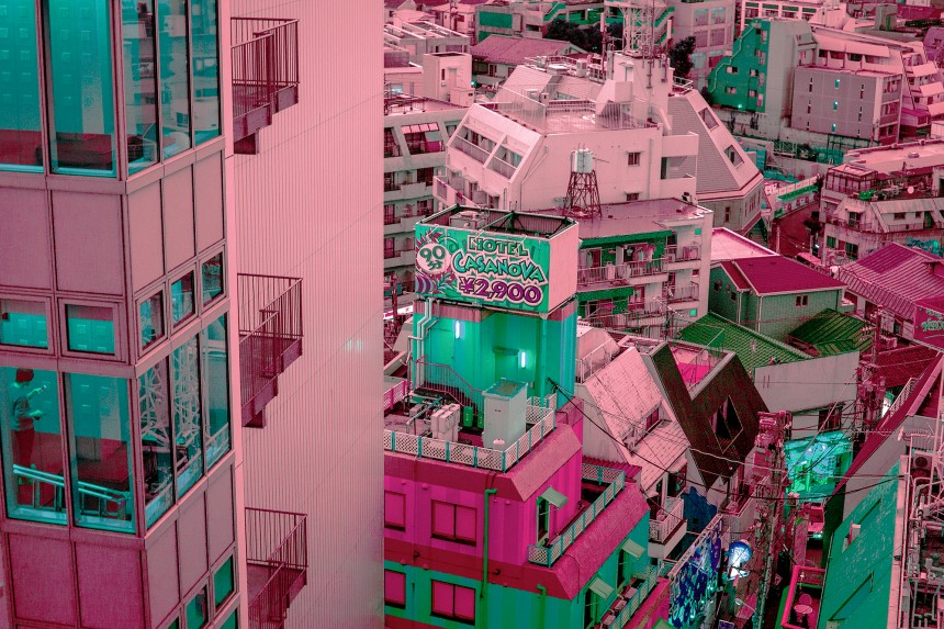 Lucid Dreaming, Tokyo