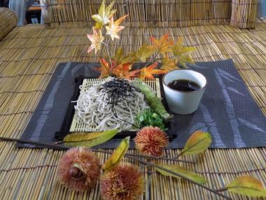 Soba & Sake Festival Japanese teuchi fall nabe food Yoyogi Park