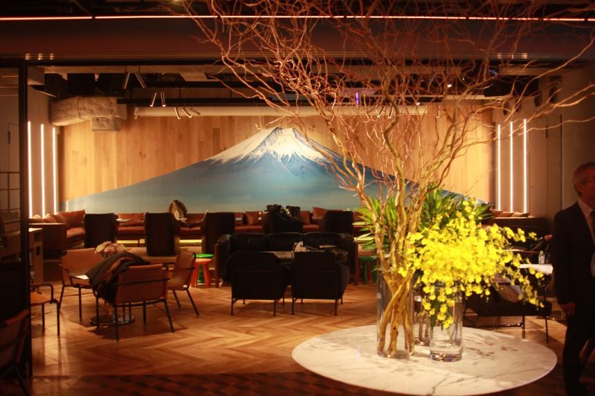 PLUSTOKYO Ginza Kirarito Music lounge