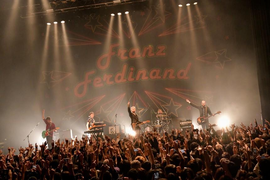 Franz Ferdinand interview metropolis