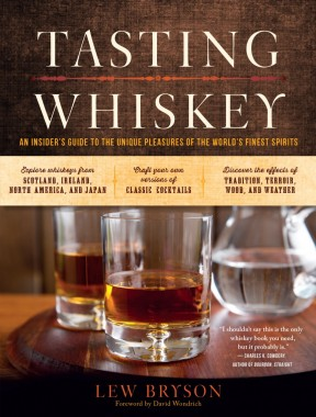 Books we love Lew Bryson tasting whiskey book gift Christmas