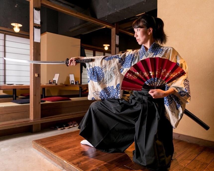 Tsukune Samurai Saka-no-ue