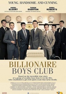 billionaire boys club movie review