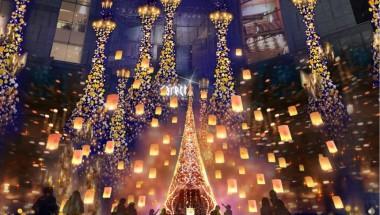 Caretta Shiodome Illuminations