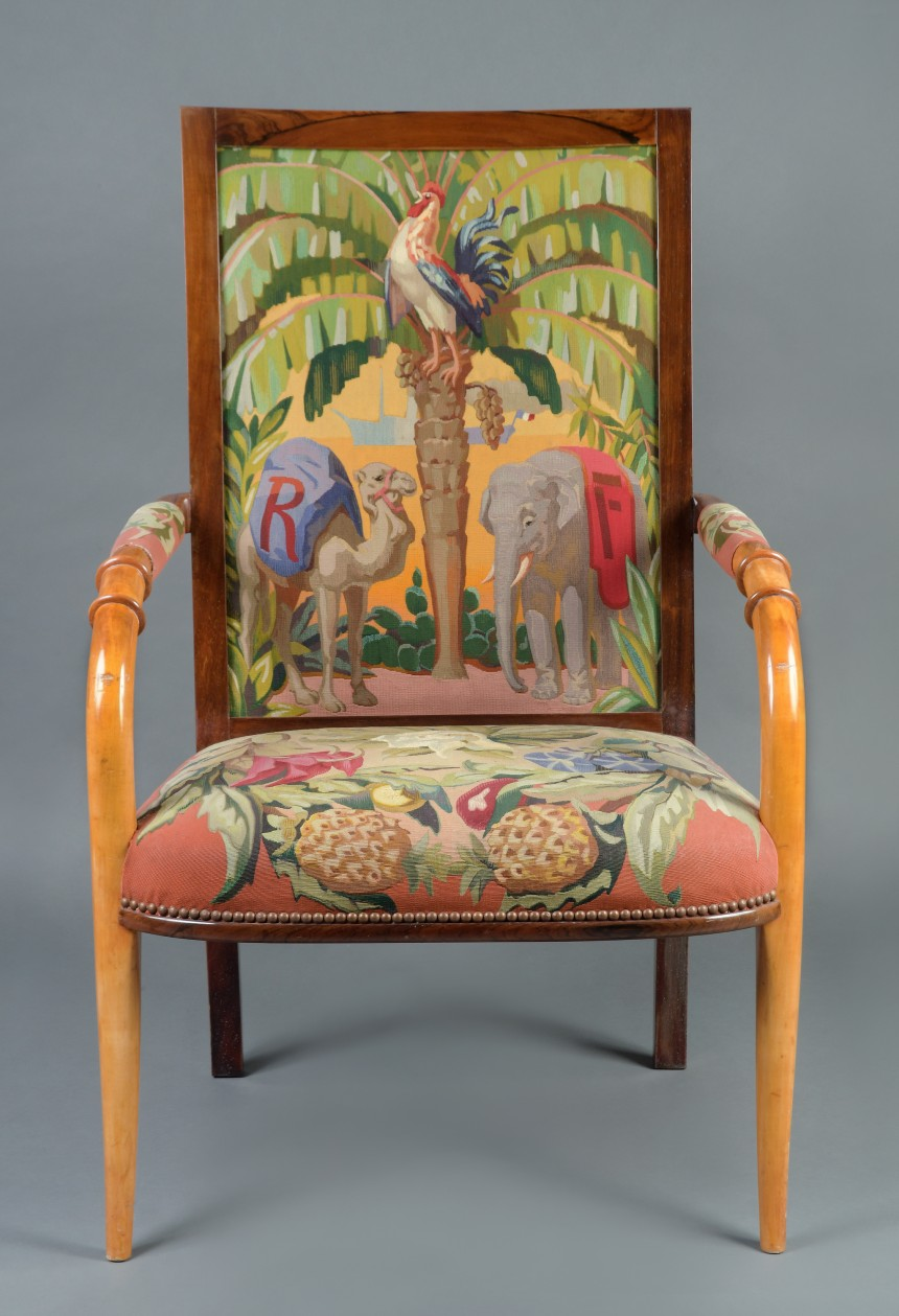 Exoticism in Art Deco, Exotic animals