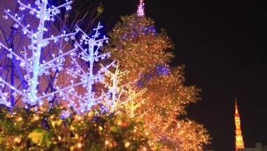 "The Best of Tokyo's <span class=""search-everything-highlight-color"" style=""background-color:orange"">Christmas</span> Illuminations 2018"