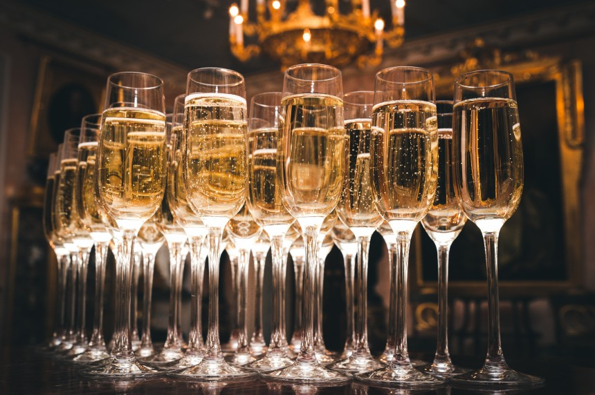 Heisei Final Countdown Party New Year's eve Champagne party
