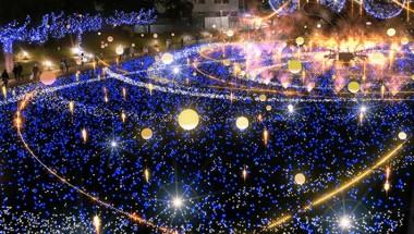 Tokyo Midtown Christmas Illuminations