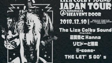 Liza Colby Sound at Heaven's Door