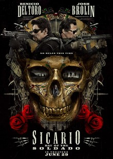sicario day of the soldered movie review