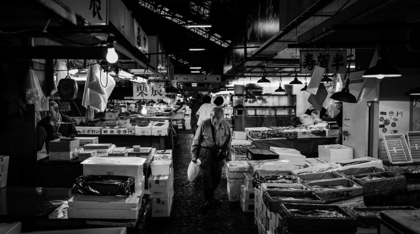 Tsukiji: End of An Era