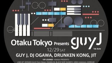 Otaku Tokyo Presents GUY J