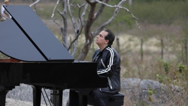 Brazilian pianist Ricardo Bacelar in Japan