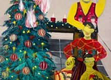 Awkward Tableaux Catastrophe and the Power of Art Hai-Hsin Huang christmas tree