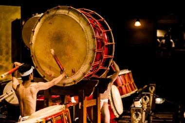 Gonpachi x Ondekoza drum free Japan