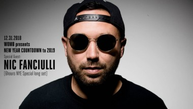 WOMB Presents NEW YEAR COUNTDOWN with Nic Fanciulli