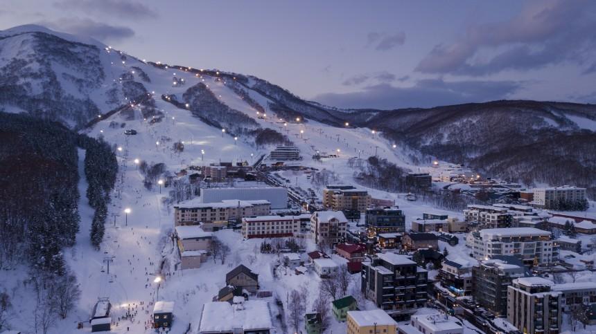 Next Stop Niseko Hokkaido Japan Skiing Abuta Abutagun Hirafu Tourism Effects