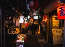 Rediscovering Tokyo Alleys Ahmed Juhany Guidebooks