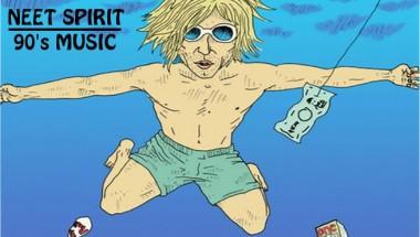 NEET SPIRIT – 90s Music Night