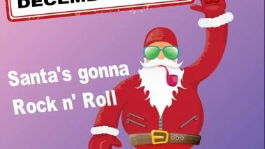 Santa's gonna Rock n' Roll