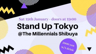 Stand Up Tokyo Showcase @ The Millennials