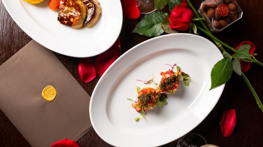 Swoon Your Sweetheart for Valentine's at Grand Hyatt Tokyo
