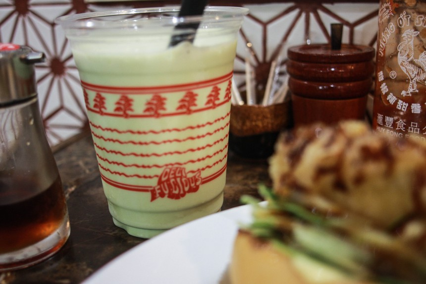 Deli Fu Cious Fish burgers Daikanyama