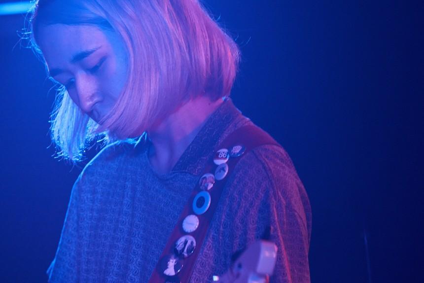 Luby Sparks Natsuki Kato Yoshiaki Miura live performance purple