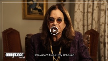 Ozzy Osbourne Returns to Japan