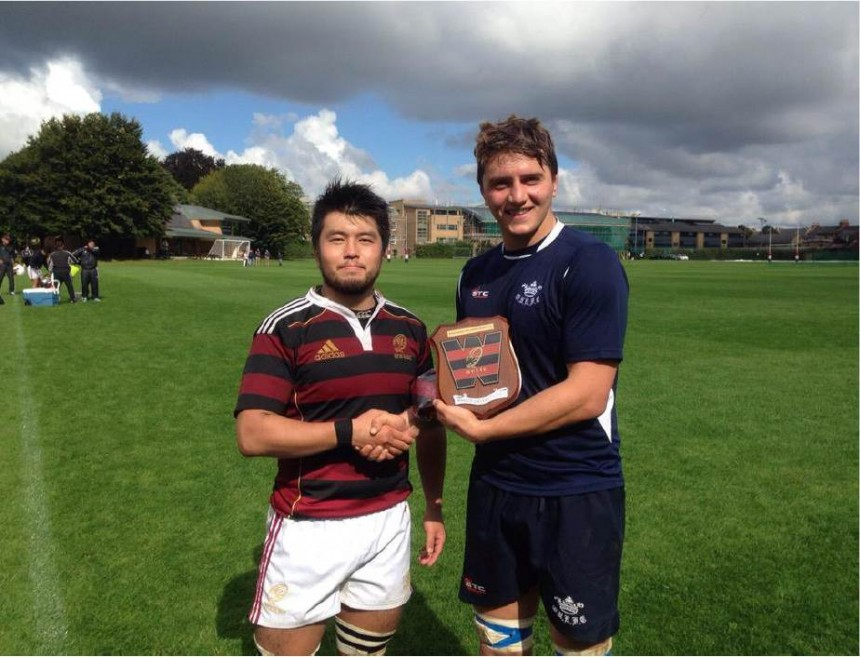 World University Rugby Invitational Tournament 2019 Waseda University Charity
