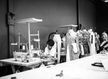 Jun Nakamura Shibori Kimono Making Fashion Style Contemporary Traditional