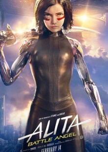 Alita- Battle Angel movie review