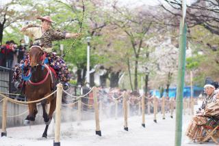 Asakusa Yabusame: Horseback Archery 2019