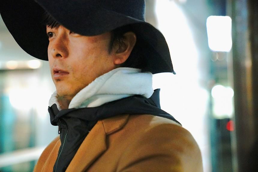 Takayuki Moriya Sophie Calle Voir la Mer Shibuya Crossing