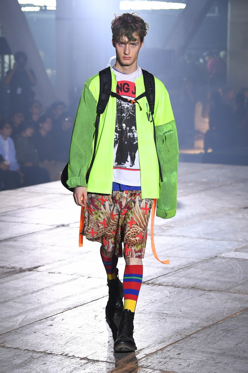 Daisuke Obana N. Hoolywood Mister Hollywood Harajuku Store Paul McInnes Fashion Tokyo