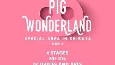 Pig Wonderland (National Pig Day Festival)