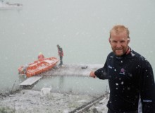 Olympian training Tom Ransley Olympic Team GB Rowing