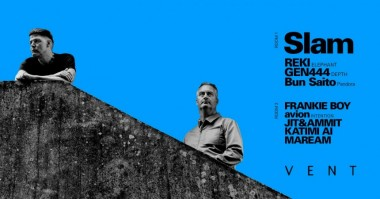 Metropolis recommends February Slam Live Concert at VENT
