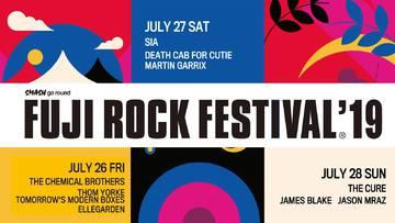 Fujirock festival 2019