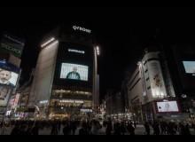 Sophie Calle Shibuya crossing