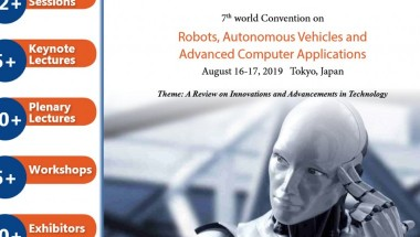7th world convention on Robots, Autonomous Vehicles and Advanced Compute