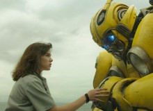 Bumblebee movie still