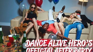 Dance Alive Hero's After Party