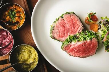 Snow-Aged Meats and Seasonal Treats