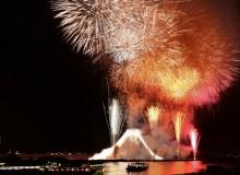 Edogawa Fireworks Festival Summer Tokyo Hanabi