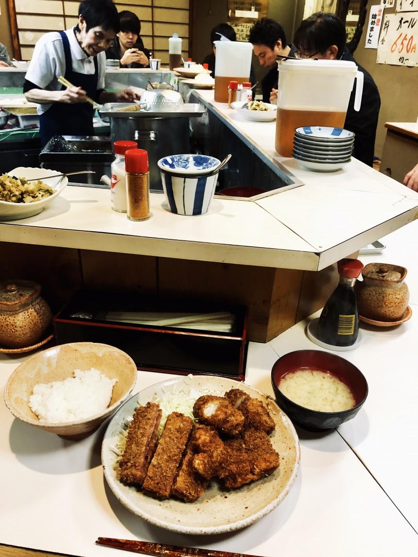 Torikatsu Kitchen Katsu Katsudon Shibuya Yukari Sakamoto