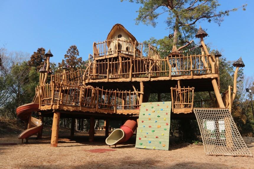 Moomin Moominvalley Park Metsä Village Saitama Prefecture Japan Theme Park