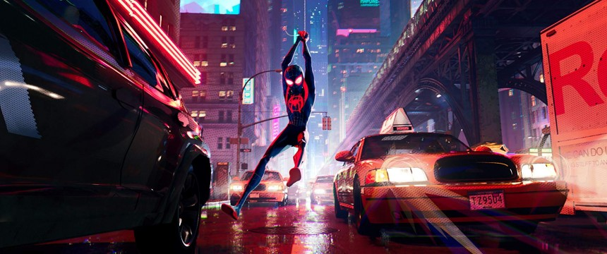 Into The Spider-Verse movie review